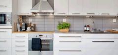 活力色彩厨房装修设计