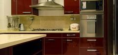 新中式风格厨房,怎么带劲怎么设计!