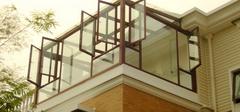 封闭阳台有哪些常见材料?