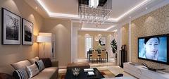 现代简约风格客厅颜色,让人眼前一亮!