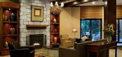 美式风格壁炉背景墙,体现完美风情!