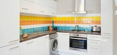 厨房装修瓷砖是如何搭配的?