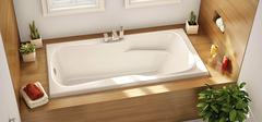 浴缸下水道堵塞的原因及疏通方法