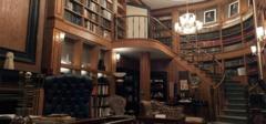 如此高大上书房装修,你不想要吗?
