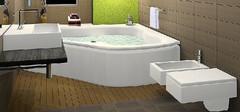 实水与虚水,为何卫生间的地面要低一些?