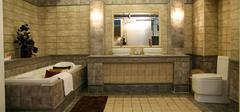 卫生间瓷砖铺贴有哪些值得注意的问题?