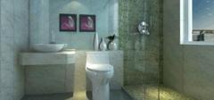 三个方面,让你的小卫生间敞亮起来!