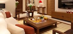 直击冷面新中式风格家居,享受别样异彩!