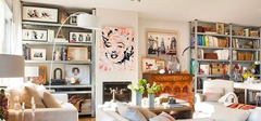 美式乡村风格装饰画,美式家居点眼之笔!