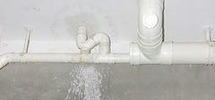 水管漏水怎么办?小编教你如何做!