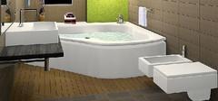 小户型卫浴打造,卫生间的风水禁忌!