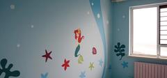 家有好baby必看,儿童房涂料选择请注意!