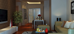 东南亚风格装修,打造大户型家装!