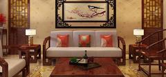 情迷中式风格家具,不同居室的布局方法!