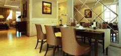 不同餐厅墙面装饰,不一样的感觉