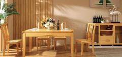 清洁实木家具的方法有哪些?