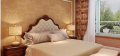 欧式风格卧室背景墙,如何让浪漫满屋?
