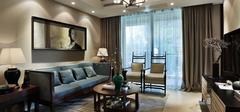潮流空间之客厅,中式风格客厅家具选择!