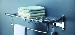 哪种材质的浴室置物架才算好?