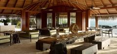 地中海风格餐厅,个性巧搭享受浪漫晚餐!