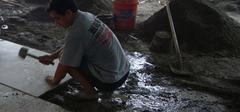 泥工的施工顺序及注意事项