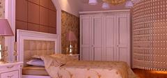 现代简约风格客厅,梦幻粉的生活!