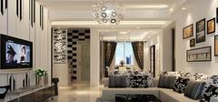 客厅背景墙的设计要点是什么?