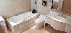 浴室风水禁忌,洗澡有风险!