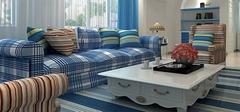 地中海风格特点,装出一室浪漫气息!