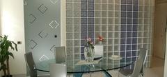 这样验收玻璃砖   让你的家居洁增光添彩
