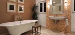 小卫浴间设计有妙招!