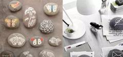 鹅卵石家装实景图片 装修创意的调剂品