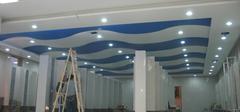 软膜天花板的施工流程及验收标准