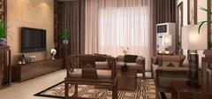 中式风格客厅装修,装出中国风!