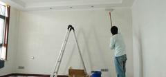 墙面施工需要注意的三个事项