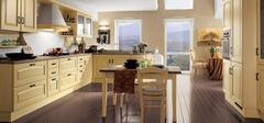 欧式风格厨房设计,打造实用厨房!