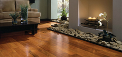 如何对木地板防潮?
