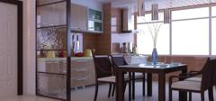 开放式厨房装修设计要点说明