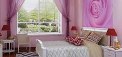 卧室放假花的3大风水禁忌