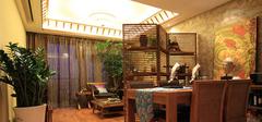 现代东南亚风格,小户型装修!