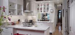 巧妙利用厨房空间 打造精致厨房