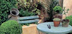 地中海风格花园设计,把地中海阳光带回家!