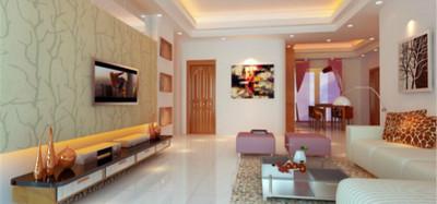 廊坊現代風格,時尚前端的裝修!