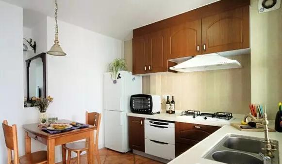 《云中歌》Angelababy适合的厨房装修风格