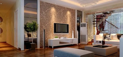 140平米三居室,日韩风格装修!