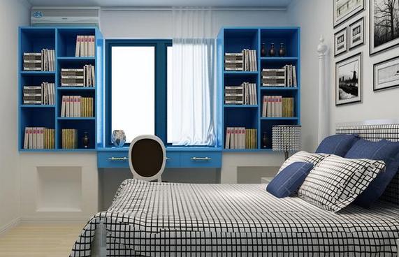 66平米一居室小户型装修图,想怎么装