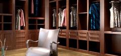 新中式风格衣帽间,展现不一样的空间!