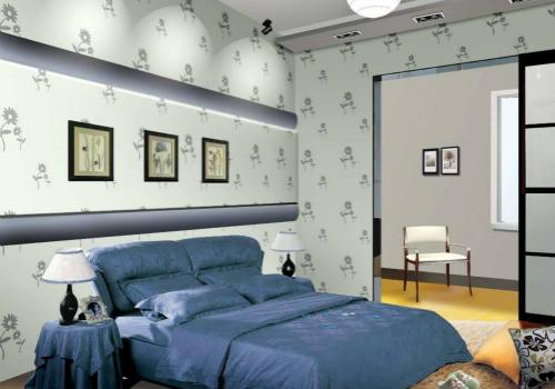 壁纸装饰效果图