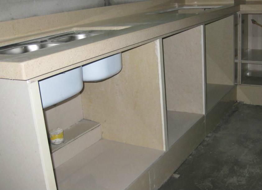 厨房瓷砖铺贴