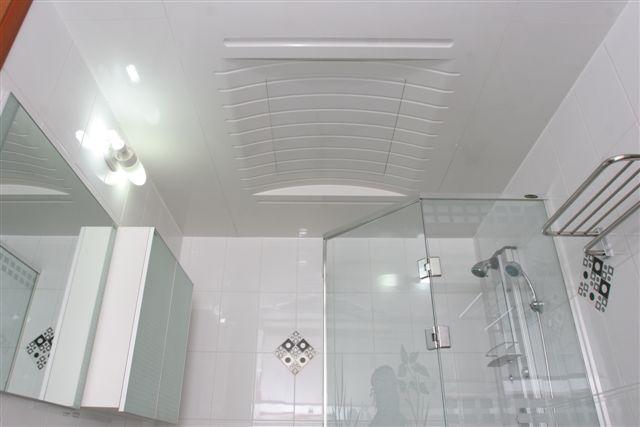防水浴室天花板